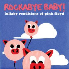 Rockabyebaby CD Pink Floyd Lullaby Baby CD