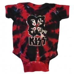 Kiss Baby body röd