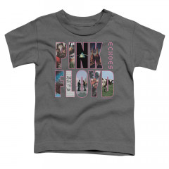 Pink Floyd Kids T-Shirt Grey Echoes