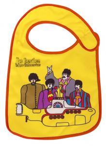 Rock baby bib Beatles The Band