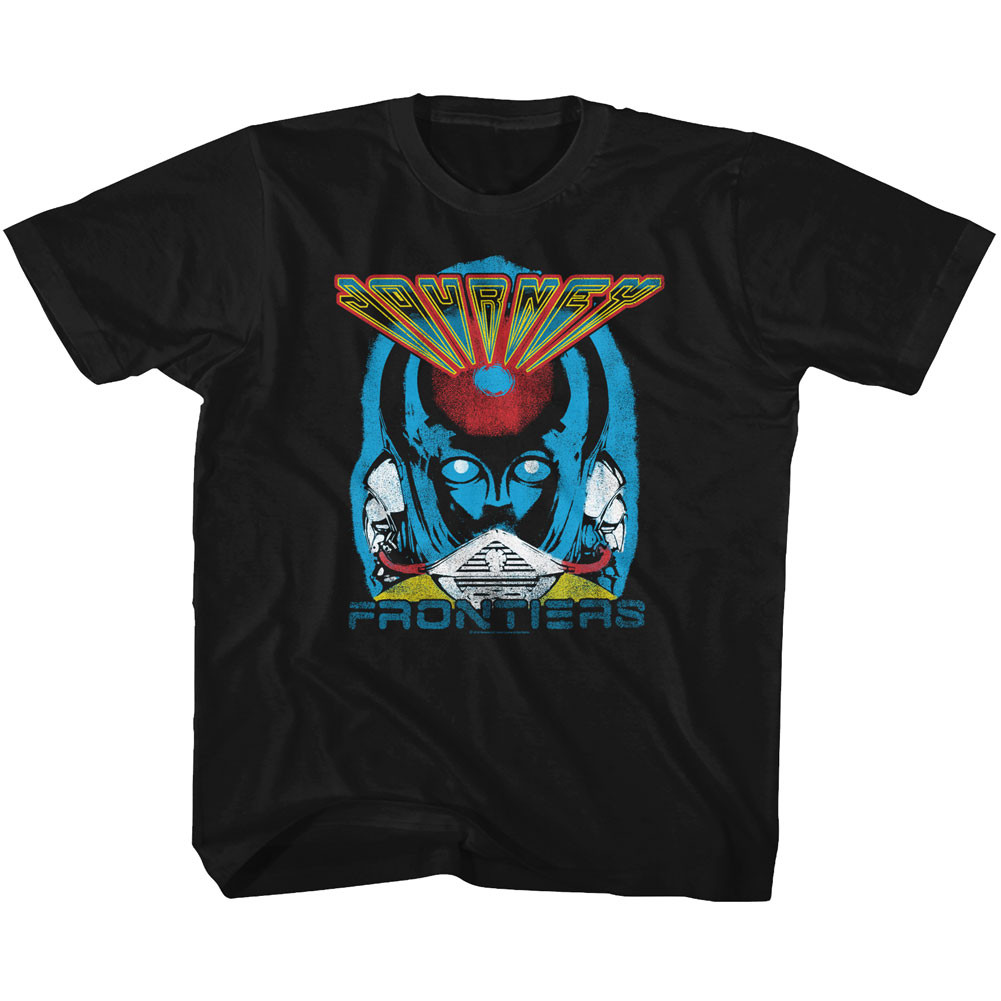 Journey kids T-Shirt Frontiers 3 Colors