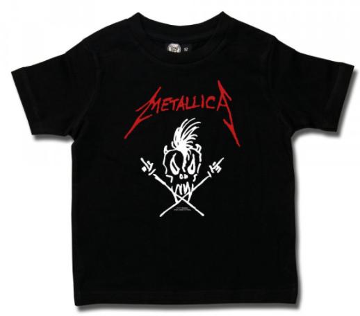 Metallica kläder barn - T-shirt Scary Guy