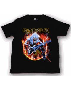 Iron Maiden barn/smabarn T-shirt - t-shirt FLF