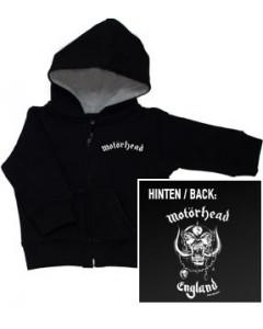 Motörhead Baby Luvtröjor England Zip