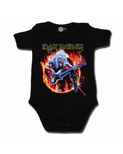 Iron Maiden body Baby Rocker FLF – metal body