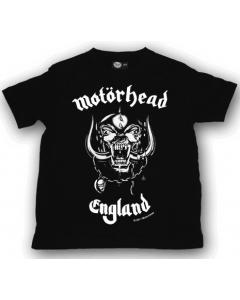 Motörhead barn/smabarn T-shirt England