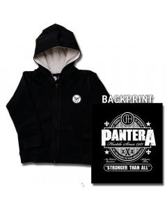 Pantera Baby Luvtröjor Stronger than All (Print On Demand)