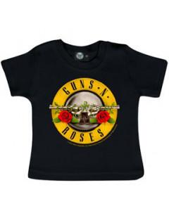 Guns n' Roses Baby T-shirt - t-shirt Logo - import