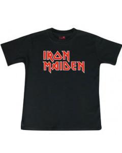 Iron Maiden barn/smabarn T-shirt - t-shirt Logo