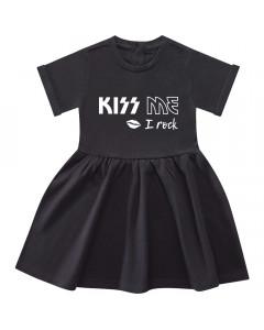 Kiss me I rock baby Klänningar