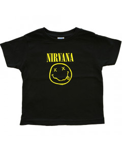 Nirvana barn/smabarn T-shirt - t-shirt Smiley