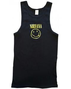 Nirvana barn Tank Top - Smiley