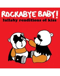 Rockabyebaby CD Kiss Lullaby Baby CD
