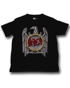 Slayer barn/smabarn T-shirt - Silver Eagle Metal-barn