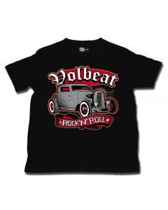Volbeat barn/smabarn T-shirt – Rock 'n Roll