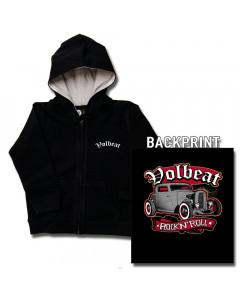 Volbeat barn Luvtröjor Zip