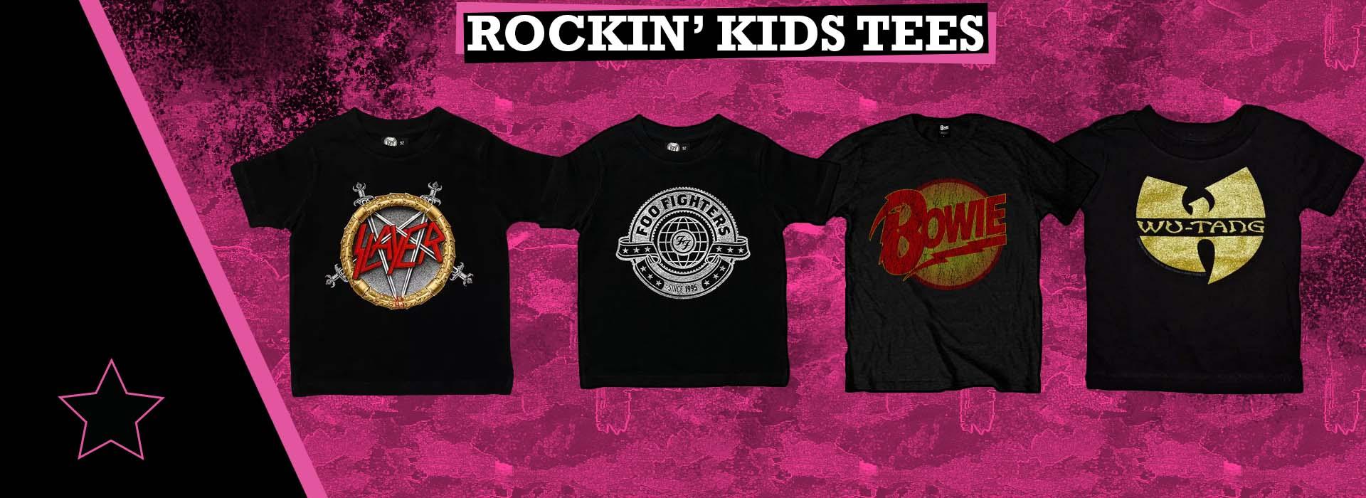 Metallica baby clothes